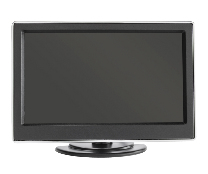 "Crimestopper SV-8150HD Universal 4.3"" LCD HD Monitor"