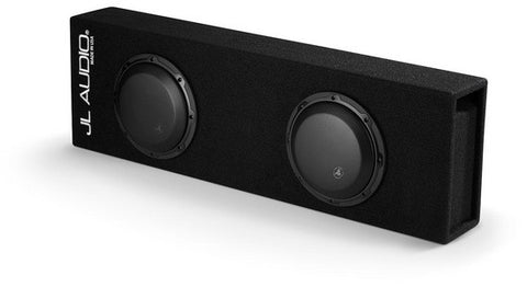 JL Audio CP208LG-W3v3 Dual 8W3v3 MicroSub - Advance Electronics  - 1
