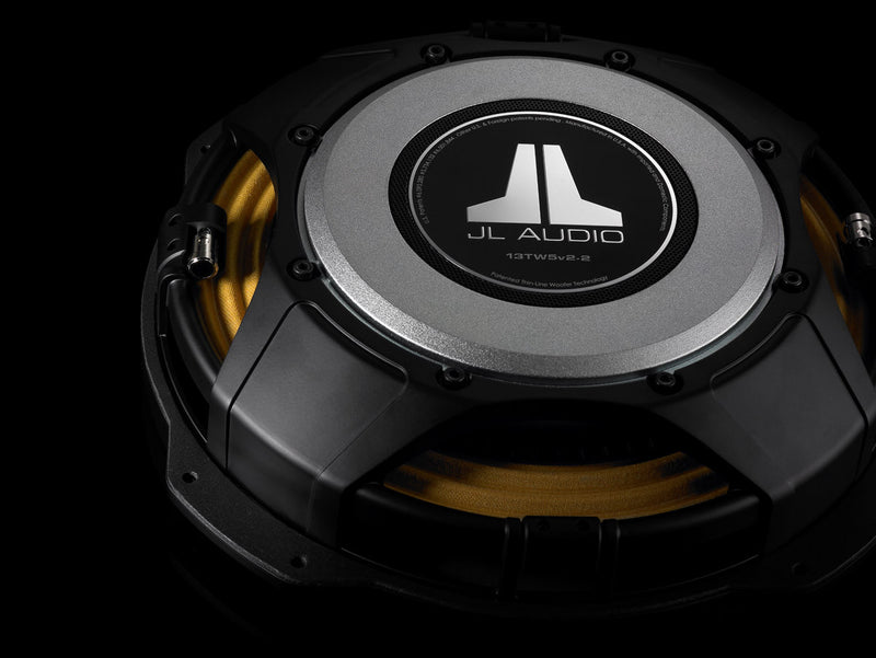 "JL Audio 13TW5v2-4 13.5"" Subwoofer Driver - Advance Electronics  - 5"