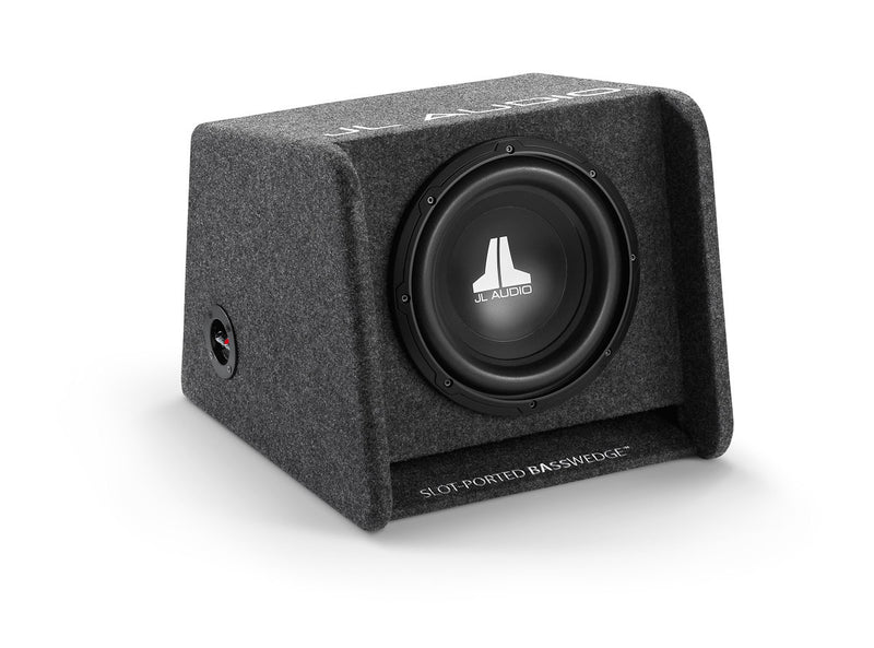 JL Audio CP112-W0v3 Single 12W0v3 BassWedge - Advance Electronics  - 2