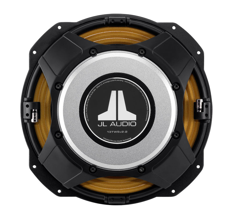 "JL Audio 13TW5v2-2 13.5"" Subwoofer Driver - Advance Electronics  - 3"