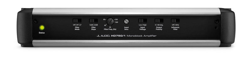 JL Audio HD750/1 Monoblock Class D Wide-Range Amplifier - Advance Electronics  - 6