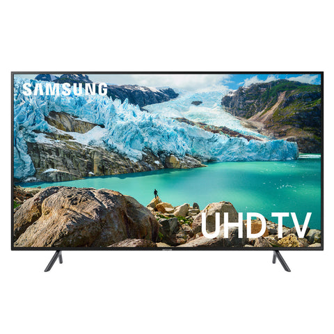 "Samsung UN58RU7100 58"" 4K Smart LED Ultra HDTV"