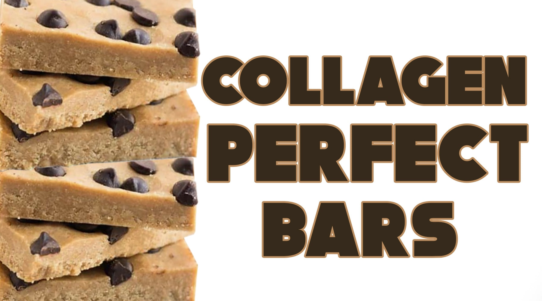 NO BAKE! Collagen Perfect Bars