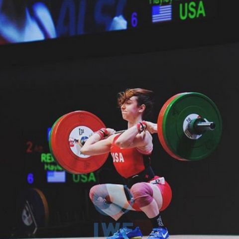 hayley reichardt clean and jerk