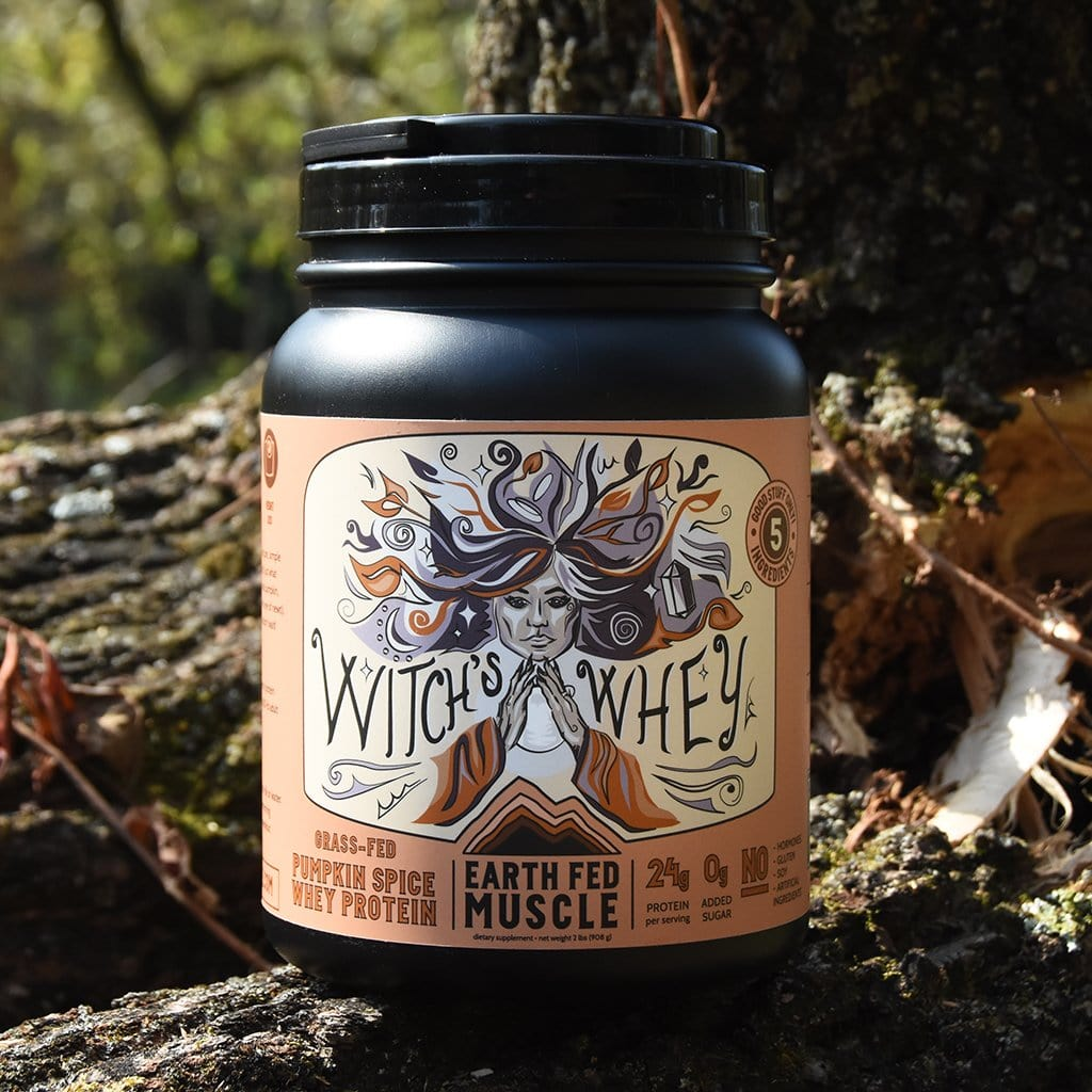 Witch's Whey Pumpkin Spice Protein