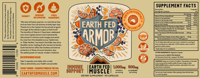 Earth Fed Armor (FREE GIFT) Earth Fed Armor (FREE GIFT)