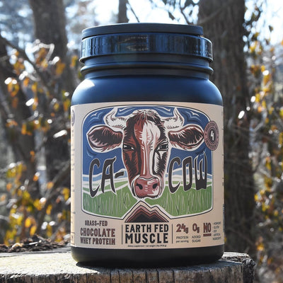 Ca-COW! Chocolate Protein Ca-COW! Chocolate Protein