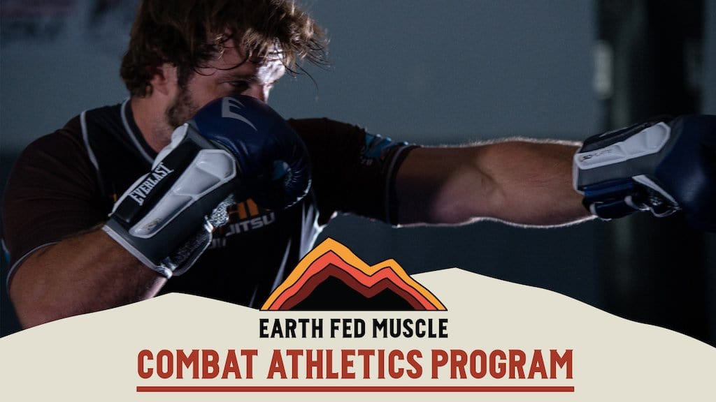 combat program for BJJ, Boxing, Judo, Wrestling, UFC