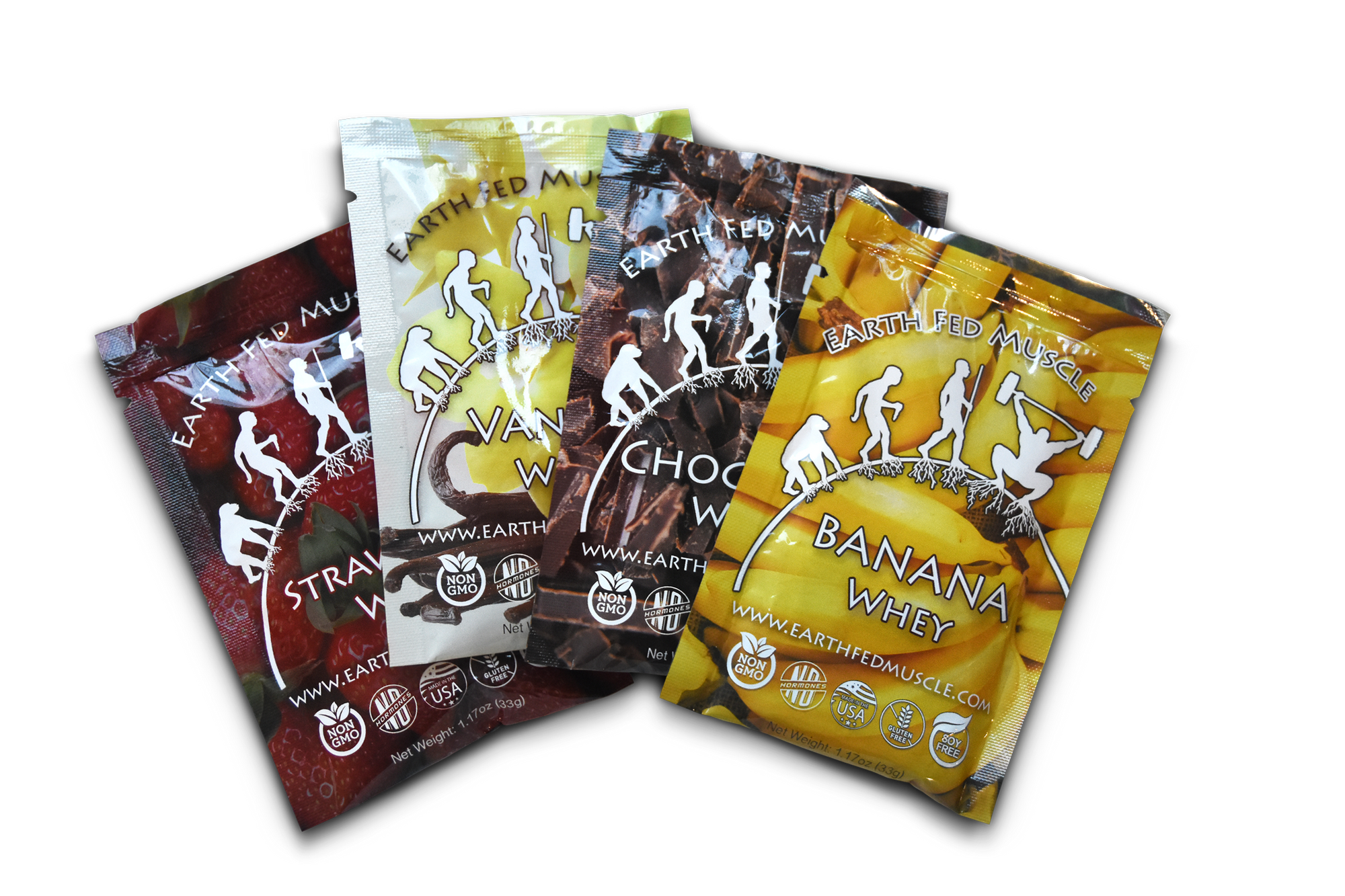 Single Serve Protein Sample Pack