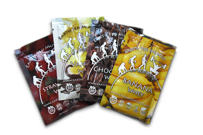 single serving protein sample pack