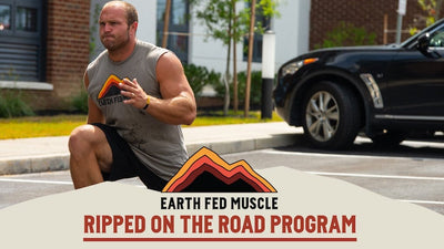 lifting program ripped on the road travel fitness