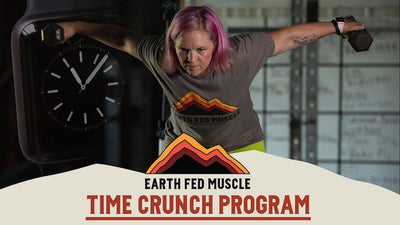 Time crunch busy schedule lifting program Time Crunch Program