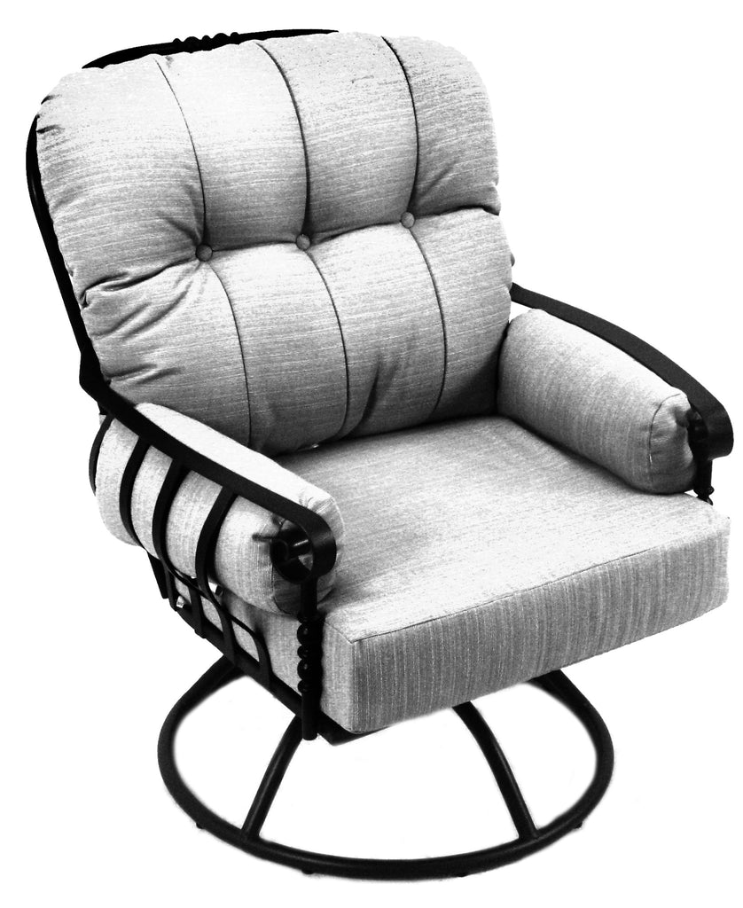 Athens Club Swivel Rocker
