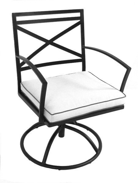 Maddux Swivel Dining Chair
