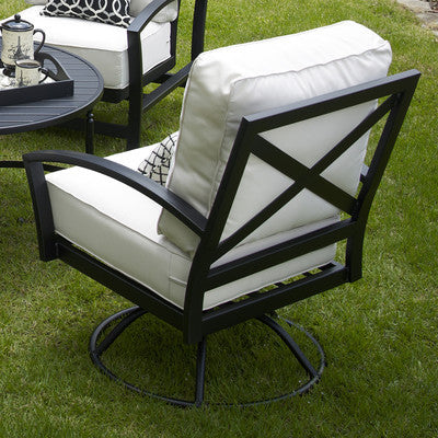 Maddux Swivel Rocker