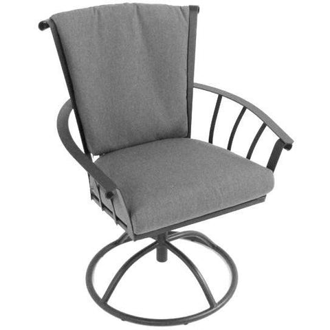 Vinings Swivel Rocker Dining Chair