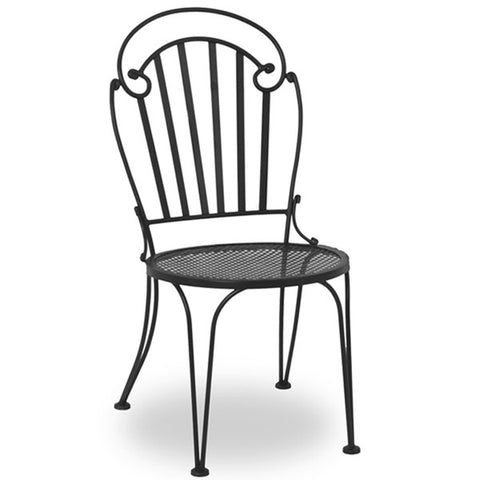 Sannibel Cafe Chair without Arms