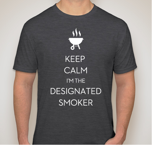 Designated Smoker T-Shirt