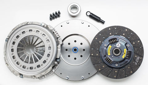"SOUTH BEND CLUTCH 13"" Full Organic clutch kit w/ flywheel 425 hp 900 trq"