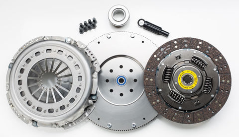 "SOUTH BEND CLUTCH 13"" Full organic clutch kit w/ flywheel 400 hp 800 trq"
