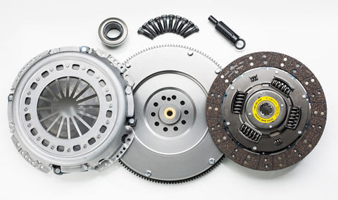 "SOUTH BEND 13"" Full Performance Organic Clutch Kit w/ South Bend Clutch Flywheel 400 hp 800 ft-lbs trq  Single Disc Clutch"