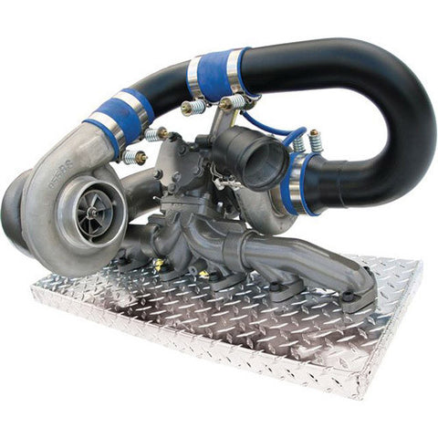"BD-Power 1045320 Super ""B"" Twin Turbo Kit - Hassler Diesel Performance"