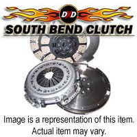 2004-2007 Ford 6.0L 6 speed Single Disc Clutch - Hassler Diesel Performance
