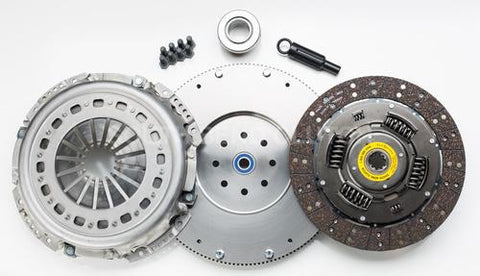 "SOUTH BEND CLUTCH 13"" half Organic half Feramic clutch kit w/ flywheel 475 hp 1000 trq"