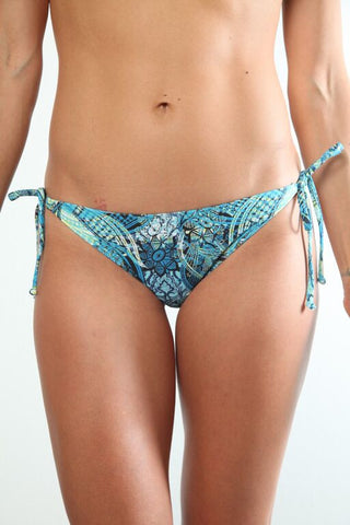 Aqua Lace Sophia Bottom