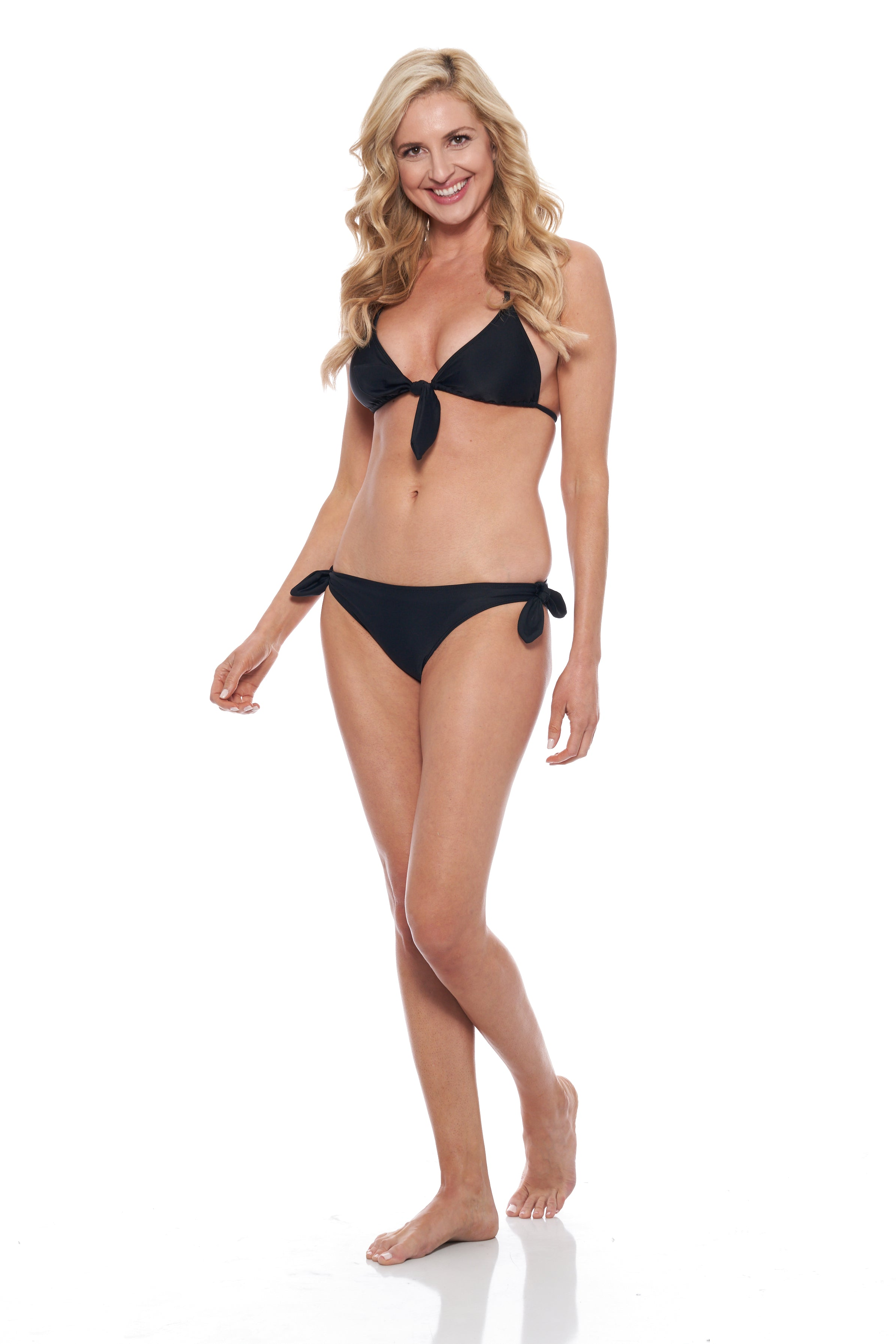 Fashion Jungle Template All Tied Up Bottom - Black