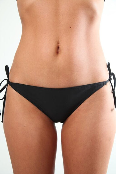Solid Black Sophia Bottom