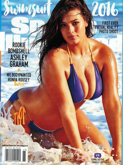 2016 Sports Illustrated Cover