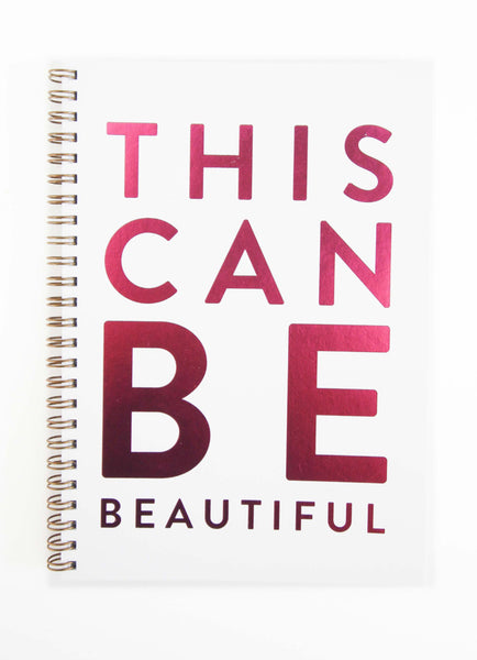 "JOURNAL ""THIS CAN BE BEAUTIFUL"" - by THE PENNY PAPER CO."