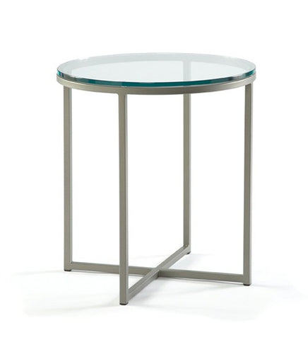 1123-Jon round-Accent table