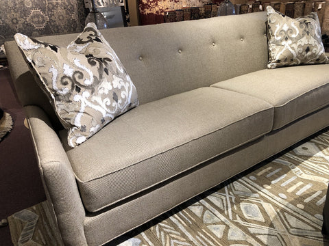 1138-Custom Comfort Transitional Sofa-Sofa
