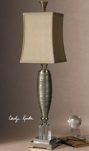 Metallic Gold Lamp
