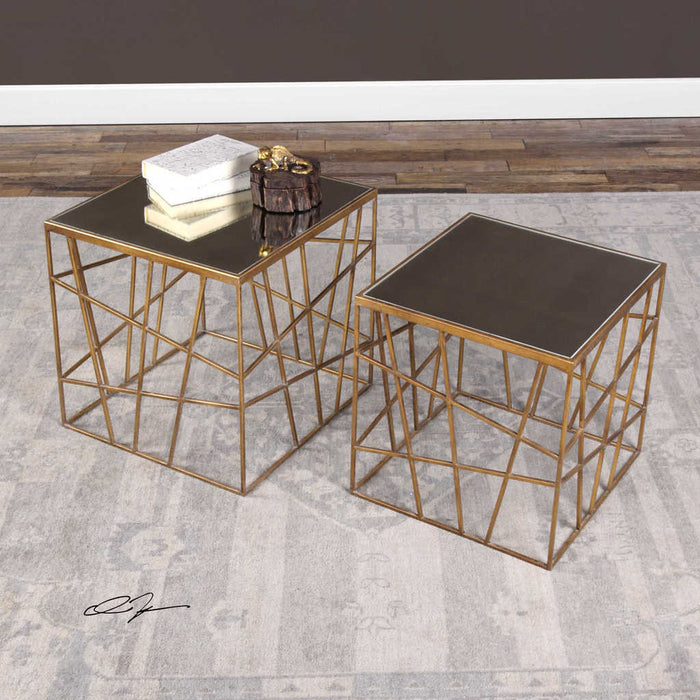 Center Accent table Square