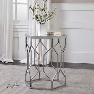 1260-Stellen Accent Side table-Accent table