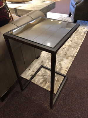 1481-Metalworks Finish-End Table