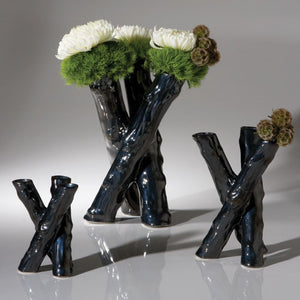 1524-Kindling Tulipiere-Bronze-Large-Vases