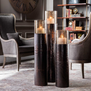 Rigina Floor Candle Holder