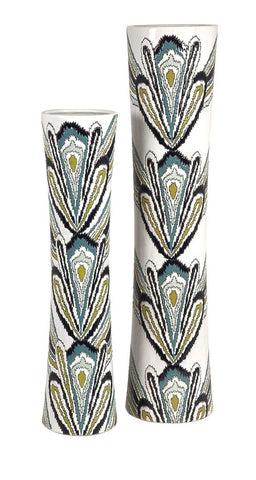 540-Lamia Tapered Vase - Set of 2-Vases