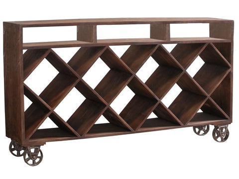 7845-Ruthe Winerack-Console