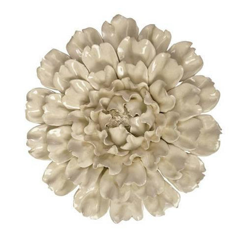 7880-Isabella Large Flower-Wall Decor