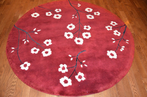 9087-Rounds-Contemporary-Wool-rugs