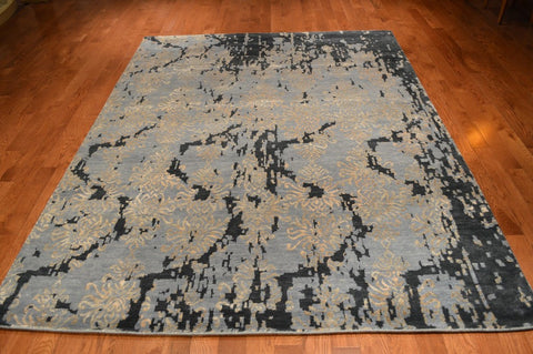 9568-5x8-Contemporary-Wool/Viscose-rugs