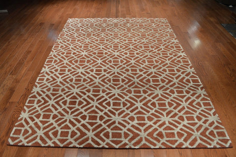 9569-5x8-Contemporary-Wool/Viscose-rugs