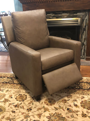 Filmore Power Leather Recliner
