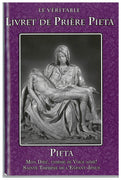 Liveret de Priere Pieta Prayer Book